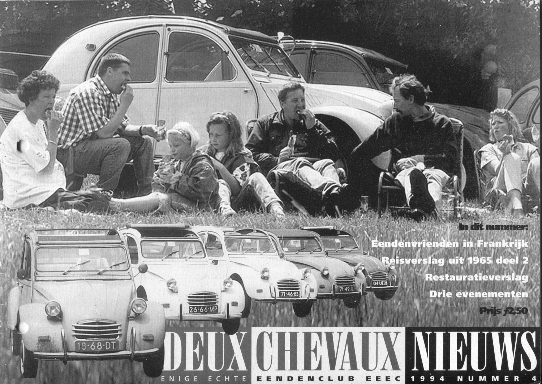 Deux Chevaux Nieuws 1994