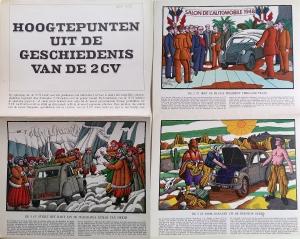 Hoogtepunten uit de geschiedenis van de 2CV nov. 1967